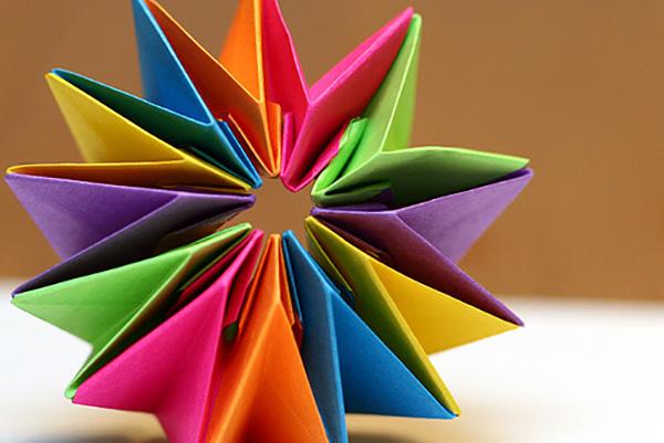 Những sản phẩm đẹp mắt từ giấy